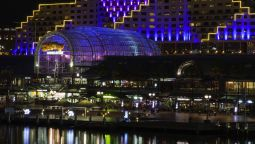 Außenansicht Novotel Sydney on Darling Harbour