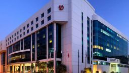 Exterior view JW Marriott Hotel Dubai