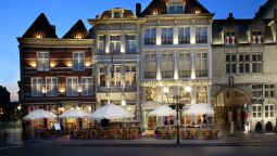 Exterior view De Draak Grand Hotel en Residence