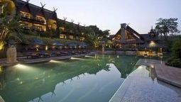 Exterior view Anantara Golden Triangle Elephant Camp & Resort