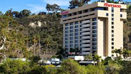 Exterior view Sheraton Mission Valley San Diego Hotel