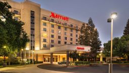 Buitenaanzicht Visalia Marriott at the Convention Center