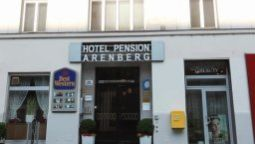 Exterior view Best Western Pension Arenberg