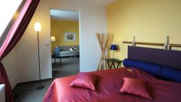 Junior-suite Panoramahotel Waldenburg