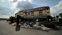 Exterior view Hotelop Châteauroux
