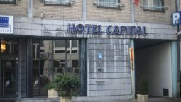 Hotel Capital - Brussel