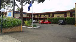 Exterior view Comfort Inn West Ryde