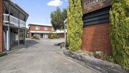 Buitenaanzicht Comfort Inn The International