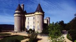 Buitenaanzicht Chateau de Mercues