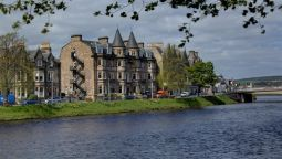 Exterior view Best Western Inverness Palace