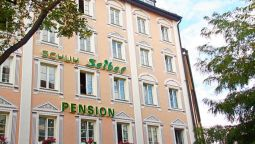 Buitenaanzicht Seibel Pension
