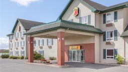 Exterior view SUPER 8 TRURO NS