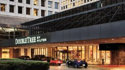 Exterior view DoubleTree by Hilton Houston Downtown