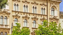 Exterior view Palace Hotel
