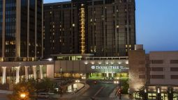Exterior view DoubleTree by Hilton Omaha Downtown