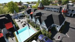 Hotel Camelot Motor Lodge - Christchurch