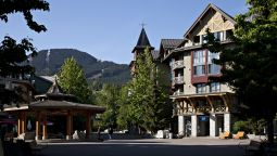Exterior view Delta Hotels Whistler Village Suites
