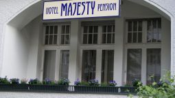 Exterior view Majesty Pension