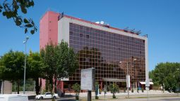 Exterior view Tryp Coimbra Hotel