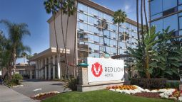 Exterior view RED LION HOTEL ANAHEIM