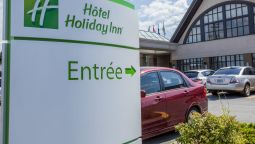 Buitenaanzicht Holiday Inn MONTREAL AEROPORT- AIRPORT