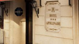 Buitenaanzicht Apollinaire Montparnasse Chateaux & Hotels Collection