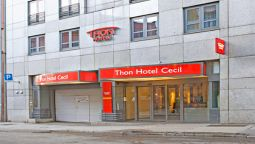 Exterior view THON HOTEL CECIL