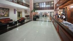 Buitenaanzicht HOWARD JOHNSON HOTEL VERACRUZ