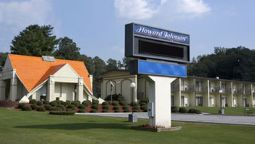 Exterior view HOWARD JOHNSON ATHENS