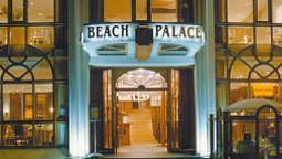 Exterior view Beach Palace