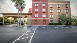 Buitenaanzicht Comfort Suites Fort Pierce