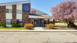 Exterior view MOTEL 6 SPOKANE EAST