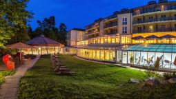Exterior view Seehotel Binz Therme