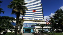 Exterior view Tirana Intl Hotel & Conference Center