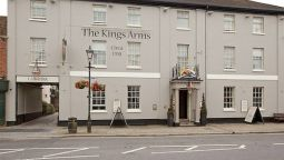 Exterior view Kings Arms Westerham