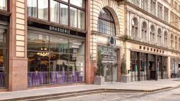 Buitenaanzicht DoubleTree by Hilton Edinburgh City Centre