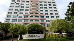 Exterior view Parkroyal Saigon