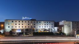 Buitenaanzicht Istanbul Radisson Blu Conference & Airport Hotel