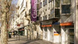 Exterior view Citadines Maine Montparnasse Paris
