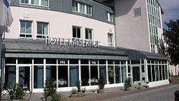 Exterior view Center-Hotel Kaiserhof