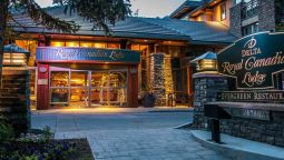 Buitenaanzicht Delta Banff Royal Canadian Lodge Resort