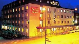 Exterior view SCANDIC PARTNER FAUSKE HOTEL