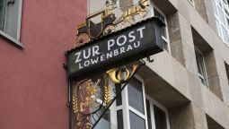 Exterior view Zur Post
