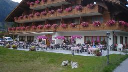 Exterior view Hotel Alpenland