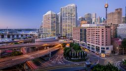 Exterior view Sydney PARKROYAL Darling Harbour