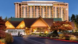 Buitenaanzicht DoubleTree by Hilton Seattle Airport