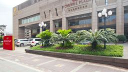 Exterior view Crowne Plaza FOSHAN
