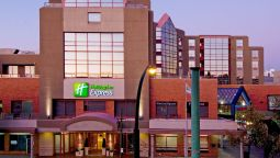 Buitenaanzicht Holiday Inn Express VANCOUVER-METROTOWN (BURNABY)