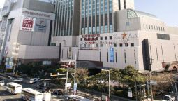 Exterior view Lotte Hotel Busan