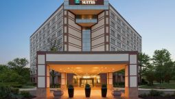 Exterior view Embassy Suites by Hilton Baltimore at BWI Airport